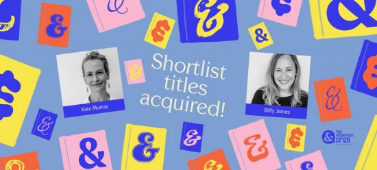 Ampersand Prize acquires Elizabeth 'Biffy' James for publication.