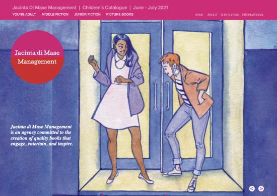 Jacinta Di Mase Management - Children's Catalogue June-July 2021