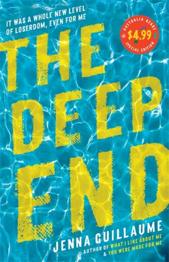 'The Deep End' by Jenna Guillaume