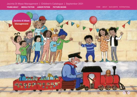 Jacinta Di Mase Management - Children's Catalogue September 2021