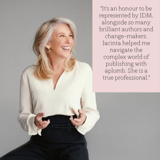 Tracey Spicer joins the JDM agency!