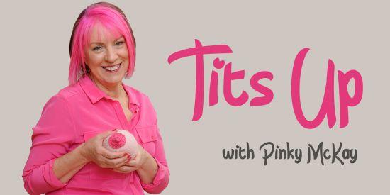 Pinky McKay starts a Podcast!