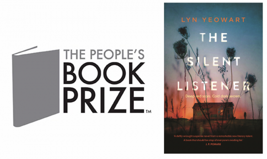 Lyn Yeowart longlisted for UK's The People's Book Prize!